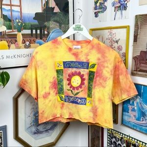 Vintage 2000 Dream Cropped T-Shirt
